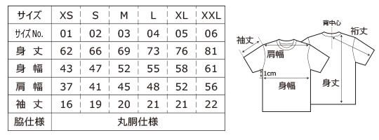 [4252] オーセンティック スーパーヘヴィーウェイト 7.1オンス へヴィーウェイト Tシャツ【ユナイテッドアスレ】サイズ表
