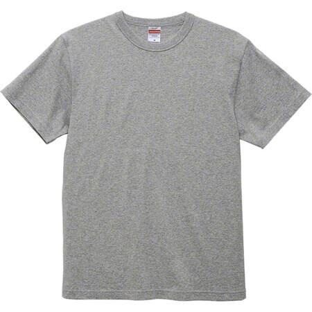[4210] 6.0オンス オープンエンド バインダーネック Tシャツ【ユナイテッドアスレ】