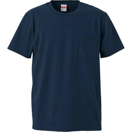 [4253] オーセンティック スーパーヘヴィーウェイト 7.1オンス Tシャツ(ポケット付)【ユナイテッドアスレ】