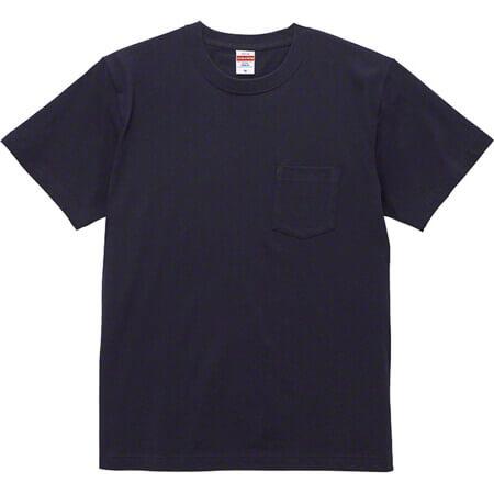 [5006] 5.6オンス ハイクオリティー Tシャツ(ポケット付)【ユナイテッドアスレ】