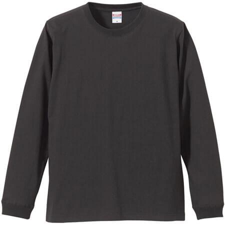 [5011] 5.6オンス ロングスリーブ Tシャツ (1.6インチリブ)【ユナイテッドアスレ】