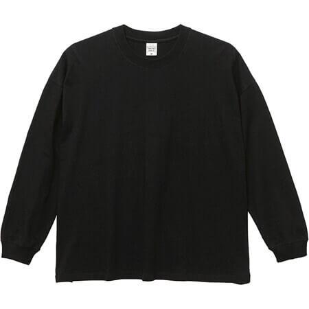 [5019] 5.6オンス ビッグシルエット ロングスリーブ Tシャツ【ユナイテッドアスレ】