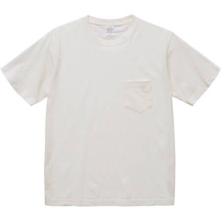 [5029] 5.6オンス ピグメントダイ Tシャツ(ポケット付)【ユナイテッドアスレ】
