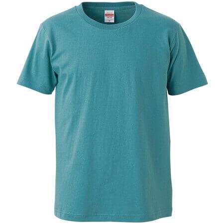 [5401] 5.0オンス レギュラーフィット Tシャツ【ユナイテッドアスレ】