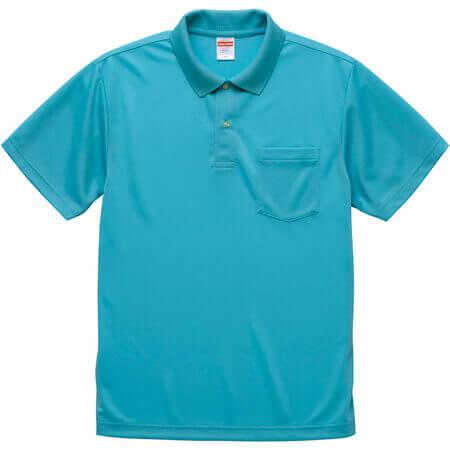[5912] 4.1オンス ドライアスレチック ポロシャツ (ポケット付)【ユナイテッドアスレ】