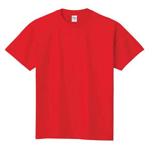 [00085] 5.6オンスTシャツ(プリントスター)