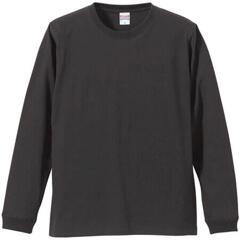 高品質長袖Tシャツ