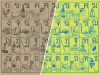 フォトショップで画像内の黒色をカラーに変える方法(画像切り抜きあり)